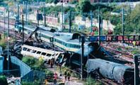 Accident at Ladbroke Grove on 5th October 1999