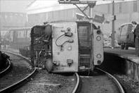Accident at Paddington on 23rd November 1983