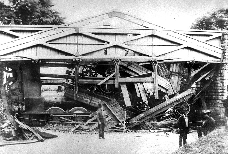 Accident at Wootton on 11th June 1861