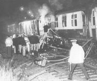 Accident at Taunton on 6th July 1978