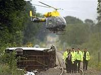 Accident at Pershore on 7th July 2003
