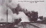 Accident at Quintinshill on 22nd May 1915