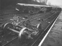 Accident at Bushey on 20th April 1980