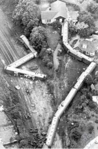 Accident at Morpeth on 24th June 1984