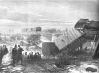 Accident at Staplehurst on 9th June 1865