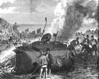 Accident at Abergele on 20th August 1868