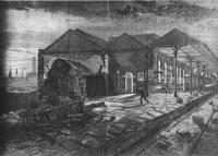 Accident at Wigan on 3rd August 1873