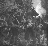 Accident at Norwich (Thorpe) on 10th September 1874