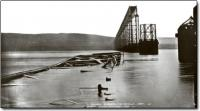 Accident at Tay Bridge on 28th December 1879