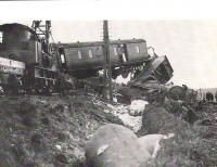 Accident at Dinwoodie - Wamphray on 25th October 1928