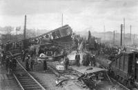Accident at Shrewsbury on 15th October 1907