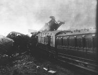 Accident at Abermule on 26th January 1921